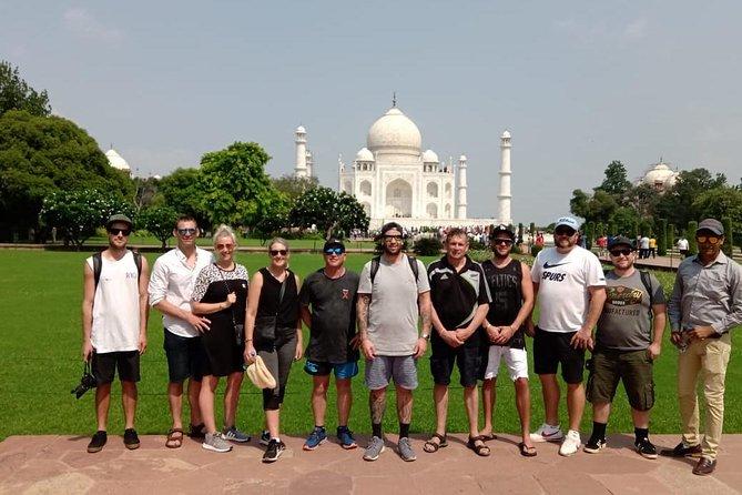 Private Taj Mahal & Agra Tour By Gatimaan Express Train