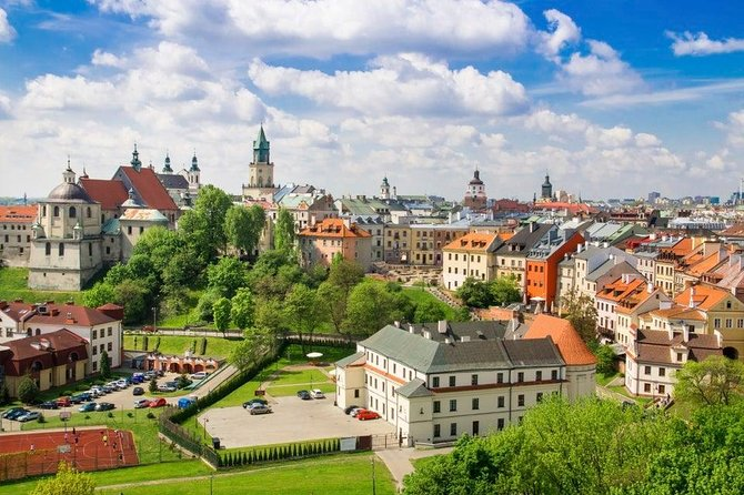 Private transfer Warsaw-Lublin or Lublin-Warsaw