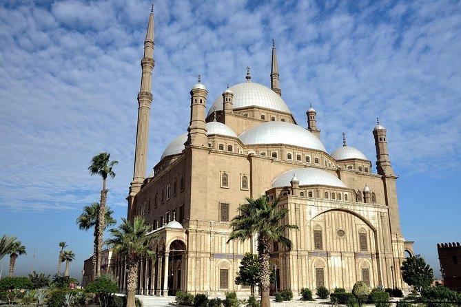 The Egyptian Museum+ Salah ElDien Citadel