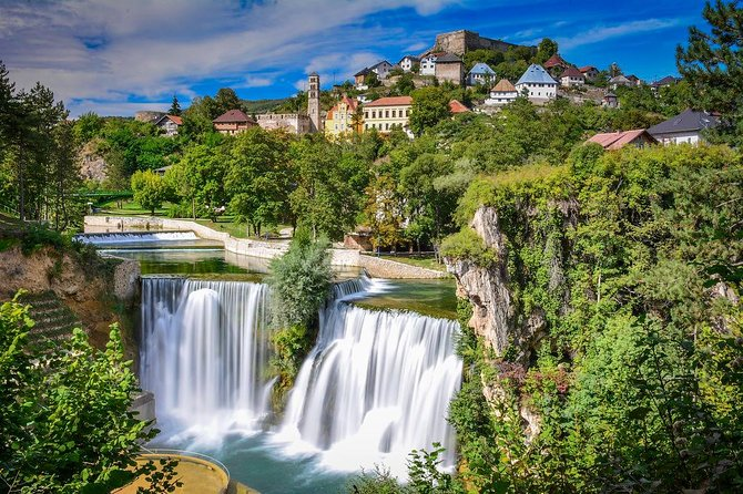 Jajce, Travnik and Pliva watermills Day Tour from Sarajevo