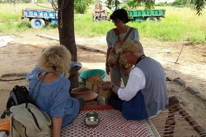 Step back in time - Rural safari to witness the small local hamlets,villages etc