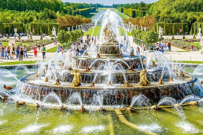 Paris : Versailles Palace & Gardens Full Access & Audio Guide (Skip the Line)