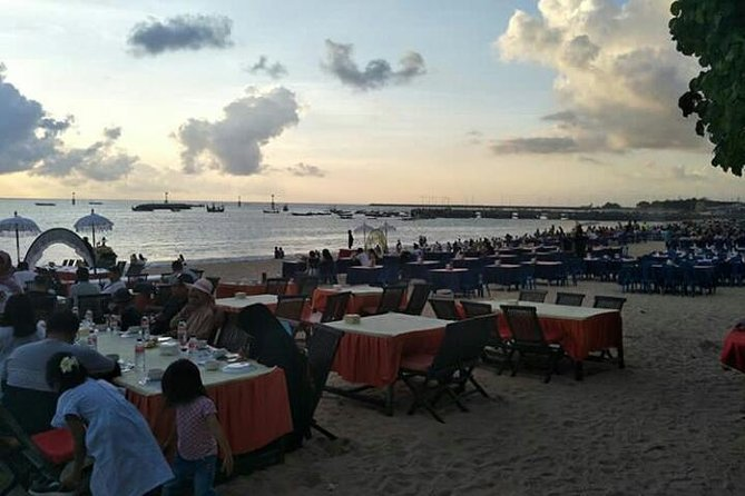 Private tour : beach and sunset south bali tour