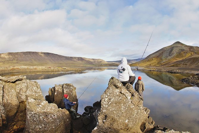 Icelandic fishing adventure G spots