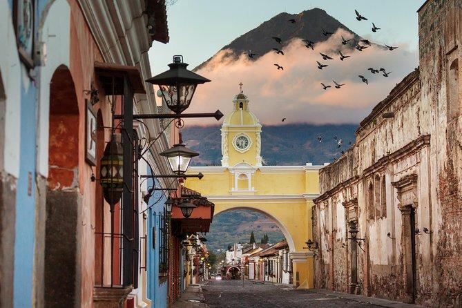 Magic Christmas Tour in Guatemala city