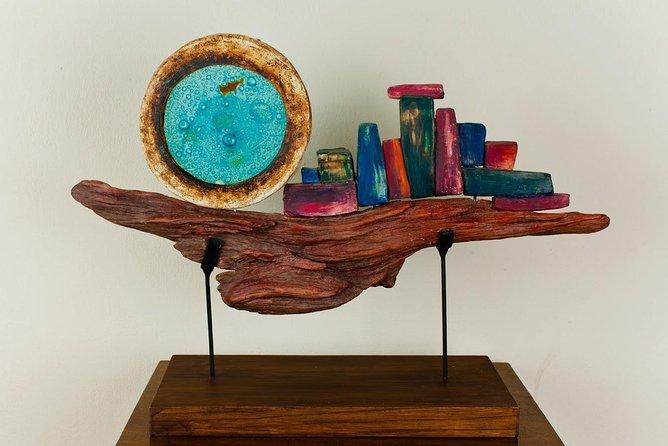 Mendoza art tour. Meet local artists and enjoy lunch