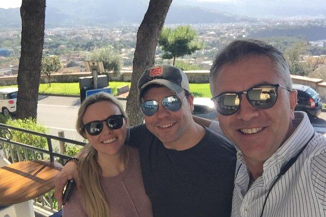 Tour -Full Day- Positano-Amalfi-Ravello