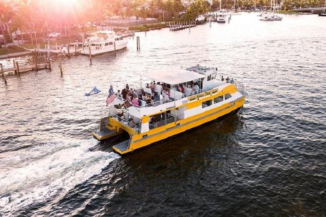 Fort Lauderdale Water Taxi - Hop On Hop Off