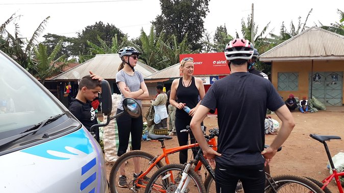 Cycle to Lake Challa + Cultural Tour