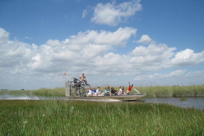 1-Day Miami+Everglades Naitonal Park Tour ( Miami Departure )( MIA1-A )