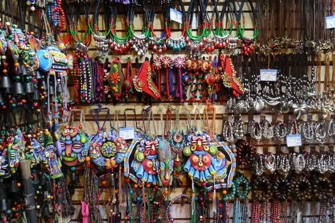 Day activity (Bazaar Visit)