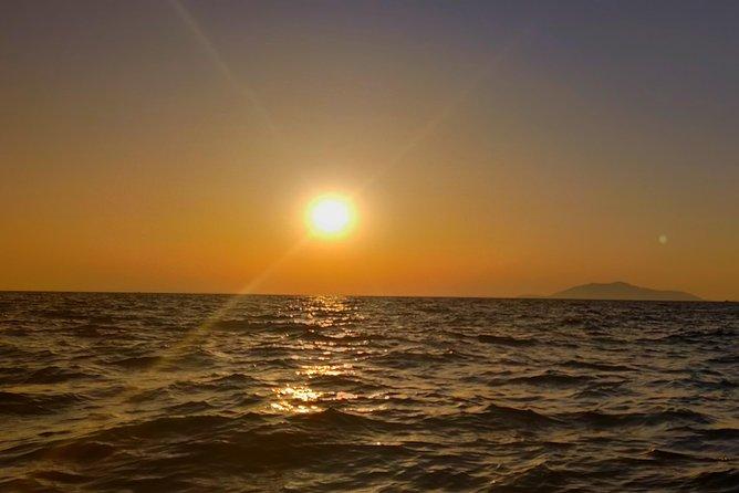 Sunset Boat Tour Capri