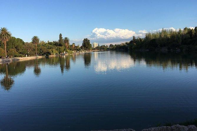 Mendoza walking tour. Visit Mendoza city