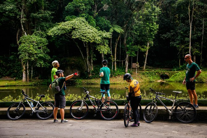 Mountain bike Tijuca Rain Forest