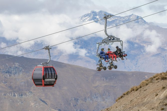 Cardrona Summer Gondola Sightseeing Pass