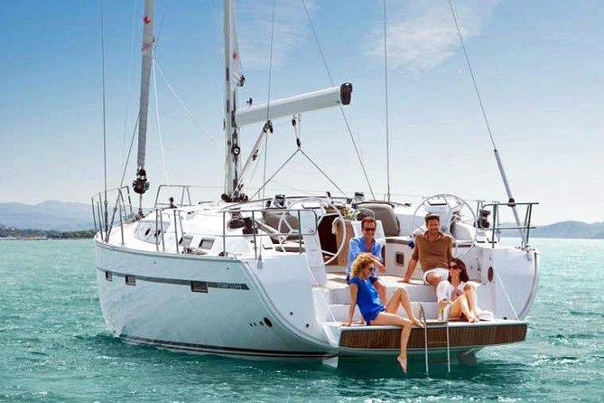 3-Day Sailing Yacht Orion 51FT From Cartagena to Rosario & San Bernardo Islands
