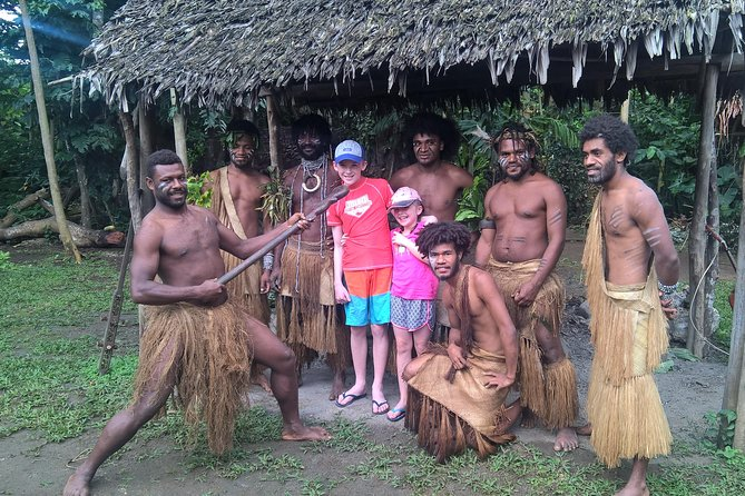 PORT VILA Day Tours: Totally Cultural