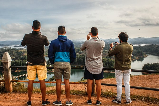 Guatape & the rock + Coffee experience