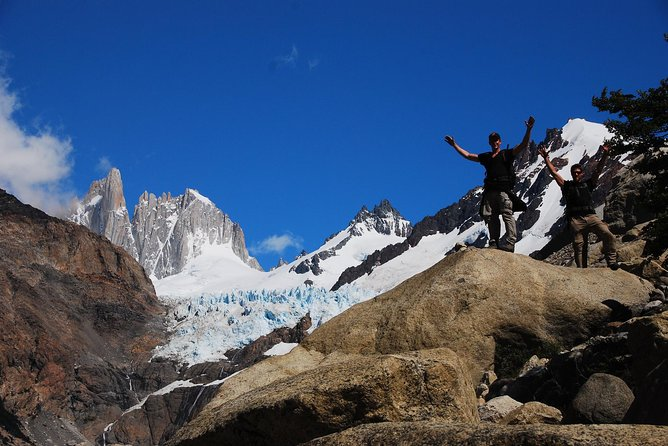 Fitz Roy Patagonia - Trek in Los Glaciares National Park