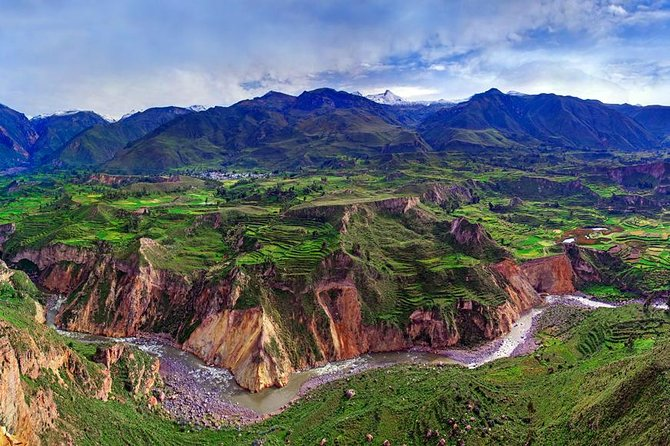 Colca Canyon & Lake Titicaca In 2 Days From Arequipa To Puno photo 4