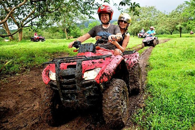 Skirts of the Volcano and Arenal River ATV Tour