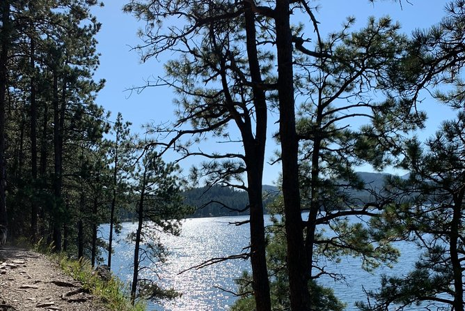 Private Mount Rushmore and Flume Trail Hike/ Two Person Minimum