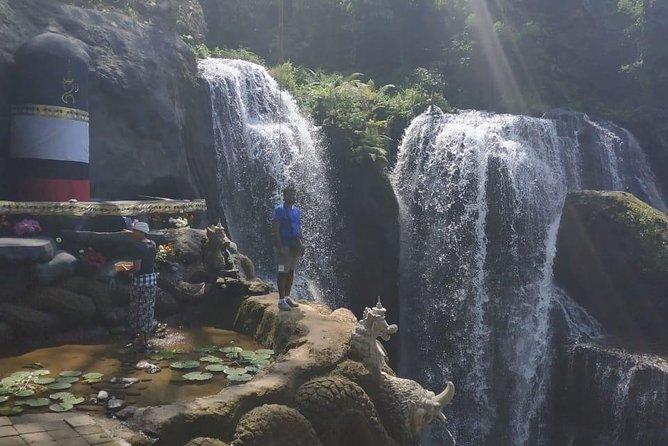 Bali Gate of Heaven, Swing and Waterfall