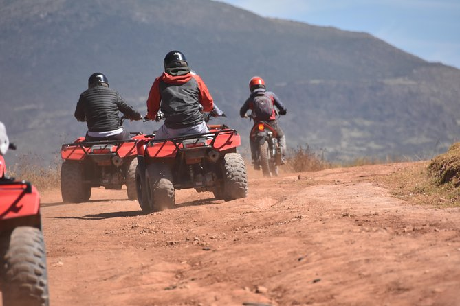 Zip Line & ATV in the Sacred Valley