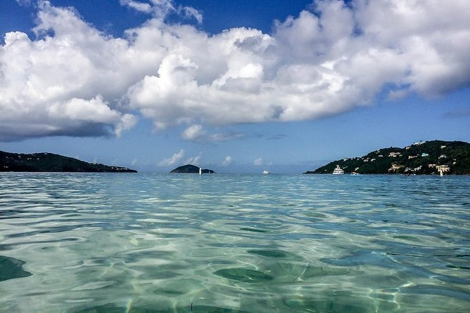 St Thomas Island Experience including Magens Bay