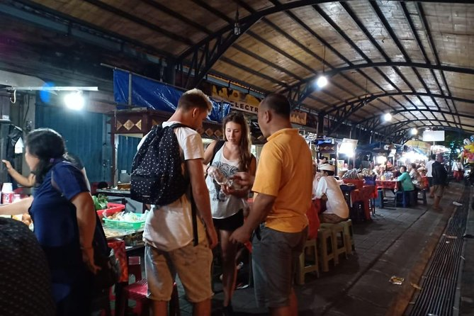 Ubud Night Traditional Market Food Tour