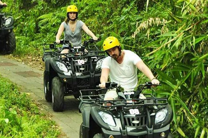 Ubud Tour and ATV Ride