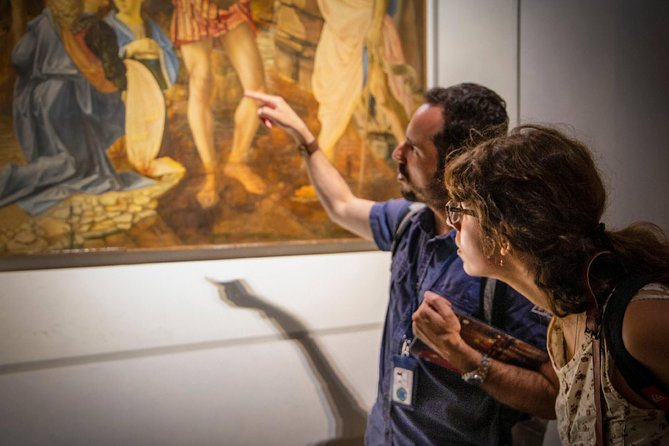 Guided tour to the secrets of the Uffizi Gallery