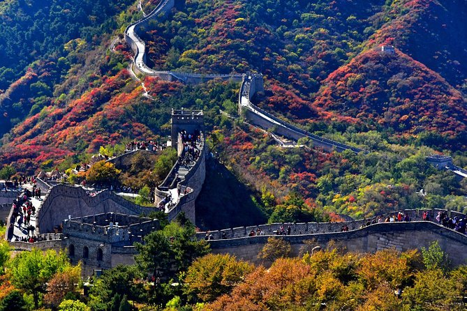 All Inclusive Mutianyu Great Wall Picnic with Drinks Private Tour in Beijing