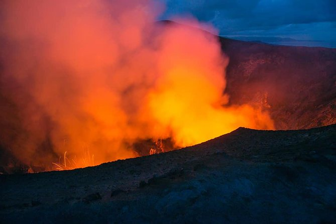 Mt Yasur Volcano Afternoon Guided Tour Tanna Island photo 4