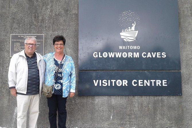 Tauranga Shore Excursion: Waitomo Caves & The Kiwi House Exclusive Tour