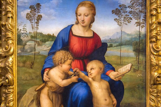 Guided tour to the secrets of the Uffizi Gallery photo 11