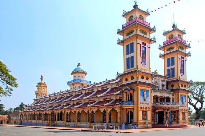 Private Full Day Cu Chi Tunnels & Cao Dai Temple
