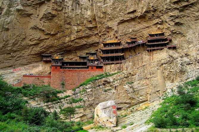 Private Round-Trip Transfer Service to Hanging Temple and Hengshan from Datong