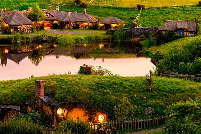 Hobbiton™ Movie Set 2-Hour Walking Tour from Shires Rest