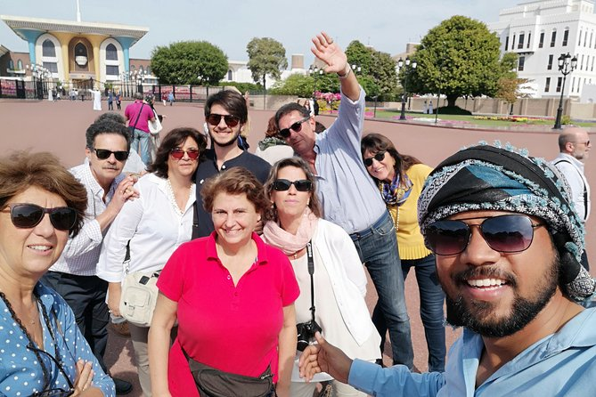 Private-Muscat City tour (Half Day)