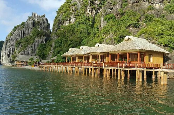Halong Bay 3 Days 2 Nights (Silver Sea Cruise + Sandy Beach Resort) photo 8