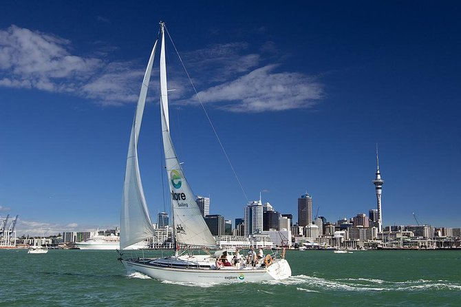 Auckland Harbour Sightseeing Cruise Including Picnic Lunch