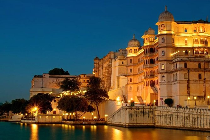 Incredible Tour Of Udaipur