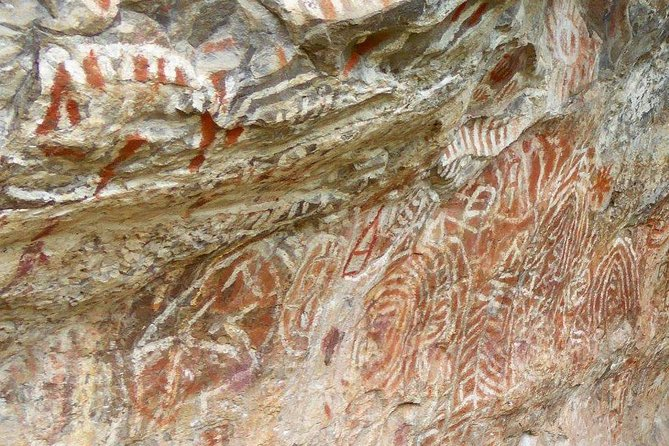 Private Tour: Full day Sogeri Cross-Country Hike - see primitive rock art