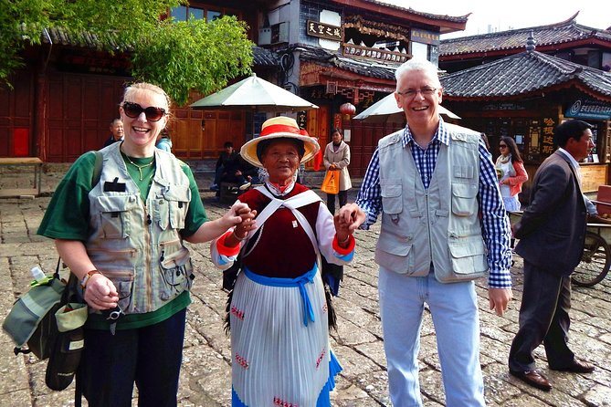 Private Half-Day Tour: Lijiang Old Town and Black Dragon Pool