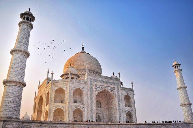 2 Days Agra Mathura Vrindavan Tour from Delhi