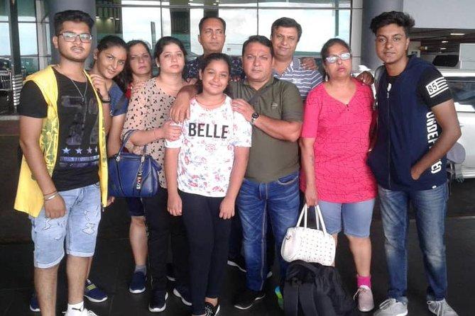 Penang City to Kuala Lumpur City One-way Transfer
