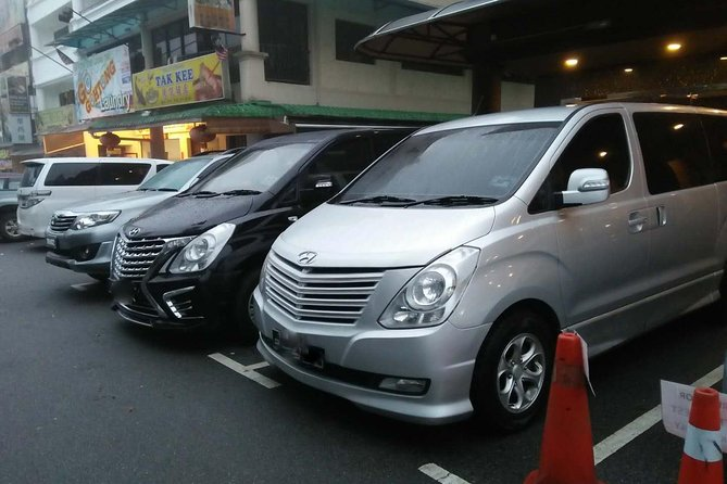 Private Transport form Singapore to Kuala Lumpur with luxury MPV photo 1