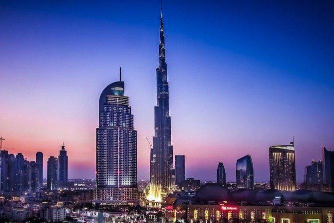 Dubai City Tour & Museum Ticket
