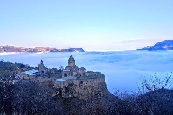 Private day trip to Tatev Monastery and South Armenia